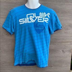 ⚡️3/$25 Quicksilver graphic t shirt